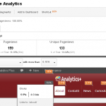 in page enhanced analytics